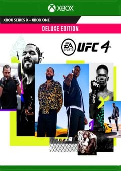 UFC 4 Deluxe Edition Xbox One (UK)