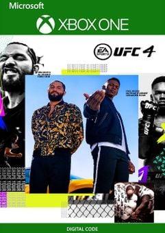 UFC 4 Standard Edition Xbox One (US)