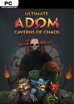 Ultimate ADOM - Caverns of Chaos PC