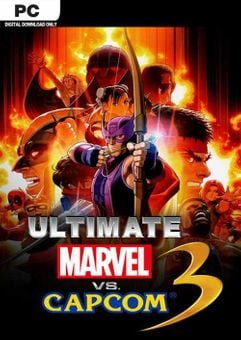 ULTIMATE MARVEL VS. CAPCOM 3 PC