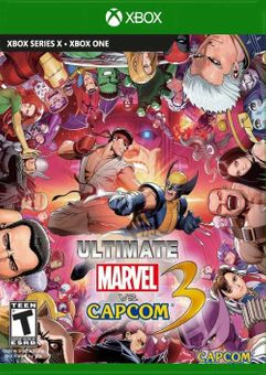 Ultimate Marvel vs Capcom 3 Xbox One (UK)
