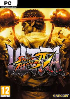 Ultra Street Fighter IV PC (EU)