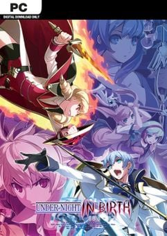 UNDER NIGHT IN BIRTH Exe Late cl-r PC