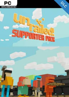 Unrailed! - Supporter Pack PC - DLC