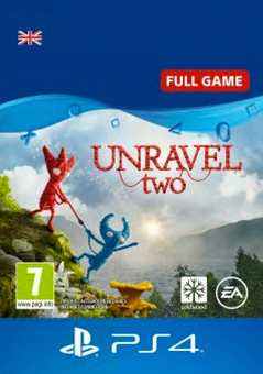 Unravel Two 2 PS4