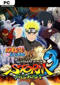 NARUTO SHIPPUDEN Ultimate Ninja STORM 3 - Full Burst HD  PC