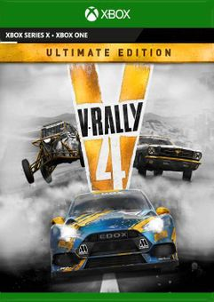 V-Rally 4 Ultimate Edition Xbox One (UK)