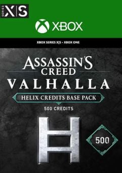 Assassin's Creed Valhalla – Helix Credits Base Pack (500) Xbox One (EU)