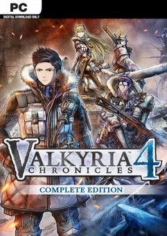 Valkyria Chronicles 4 Complete Edition PC (EU)