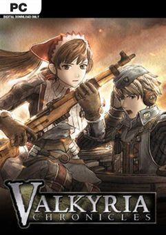 Valkyria Chronicles PC