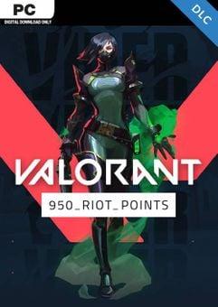 Valorant 950 Riot Points PC