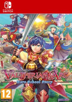 Valthirian Arc: Hero School Story Switch (EU)