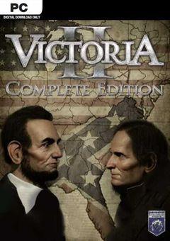 VICTORIA II COMPLETE EDITION PC