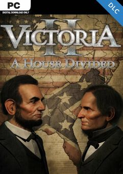 Victoria II: A House Divided PC - DLC