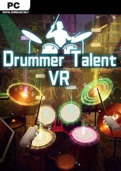 Drummer Talent VR PC