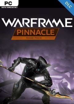 Warframe: Rage Pinnacle Pack PC - DLC