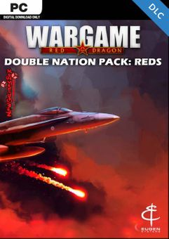 Wargame Red Dragon - Double Nation Pack: REDS PC - DLC
