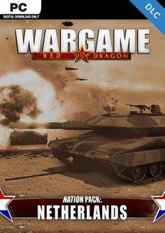 Wargame Red Dragon - Nation Pack: Netherlands PC - DLC