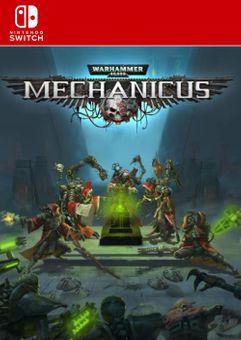 Warhammer 40,000: Mechanicus Switch (EU)