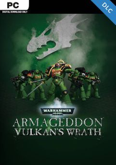 Warhammer 40000: Armageddon - Vulkans Wrath PC - DLC