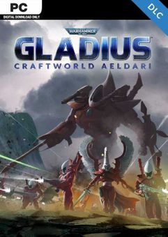 Warhammer 40000: Gladius - Craftworld Aeldari PC - DLC