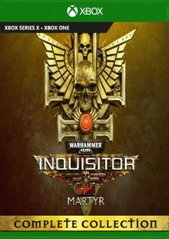Warhammer 40000: Inquisitor - Martyr Complete Collection Xbox One (UK)