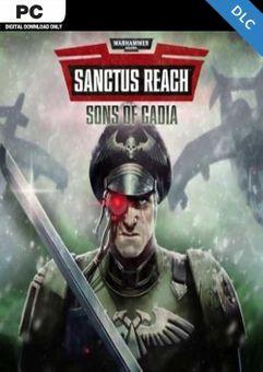 Warhammer 40000: Sanctus Reach - Sons of Cadia PC - DLC