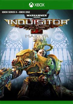 Warhammer 40000: Inquisitor - Martyr Xbox One (UK)