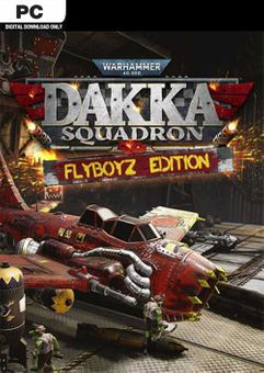 Warhammer 40,000: Dakka Squadron - Flyboyz Edition PC