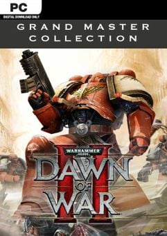 Warhammer 40,000: Dawn of War II - Grand Master Collection PC