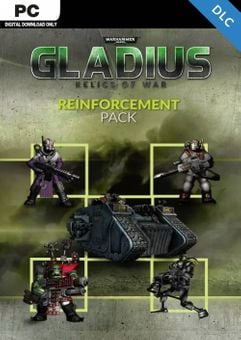 Warhammer 40,000: Gladius - Reinforcement Pack PC - DLC