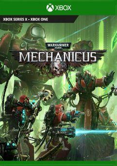 Warhammer 40,000: Mechanicus Xbox One (UK)
