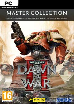 Warhammer 40,000: Dawn of War II - Master Collection PC (EU)