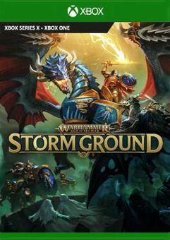 Warhammer Age of Sigmar Storm Ground Xbox One (UK)