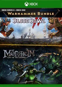 Warhammer Bundle: Mordheim and Blood Bowl 2 Xbox One (UK)