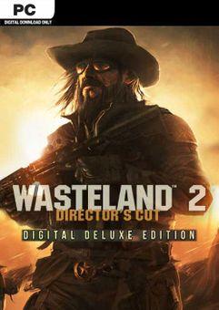 Wasteland 2: Directors Cut Digital Deluxe Edition PC