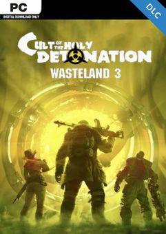 Wasteland 3 : Cult of the Holy Detonation PC - DLC