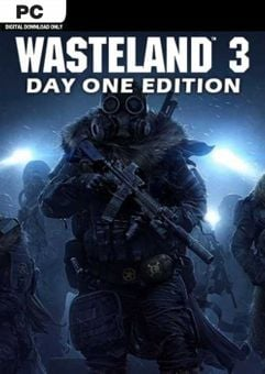 Wasteland 3 Day One Edition PC (EU)