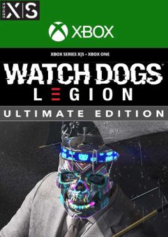 Watch Dogs: Legion - Ultimate Edition Xbox One/Xbox Series X|S (EU)
