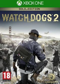 Watch Dogs 2 Gold Edition Xbox One