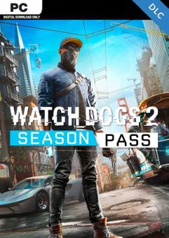 Watch Dogs 2 - Season Pass PC - DLC (EU)
