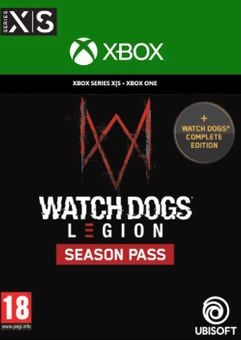 Watch Dogs: Legion Season Pass Xbox One/Xbox Series X|S