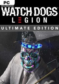 Watch Dogs: Legion - Ultimate Edition PC (EU)