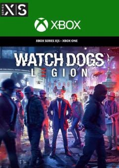 Watch Dogs: Legion Xbox One/Xbox Series X|S (WW)