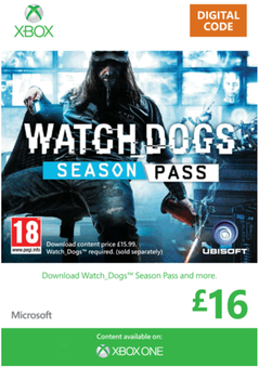 Watch Dogs: Season Pass (Xbox One/360)