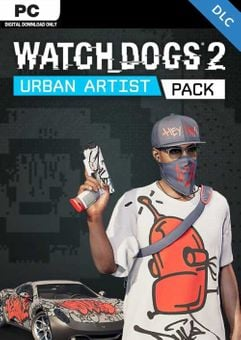 Watch Dogs 2 - Urban Artist Pack PC - DLC