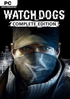 Watch Dogs - Complete Edition PC