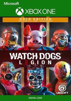 Watch Dogs: Legion - Gold Edition Xbox One (UK)