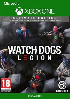 Watch Dogs: Legion - Ultimate Edition Xbox One (UK)