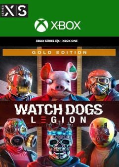 Watch Dogs Legion - Gold Edition Xbox One (WW)
